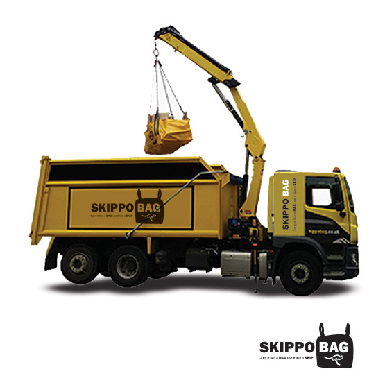 SkippoBag Skip Bag (Home Delivery) & Collection Service